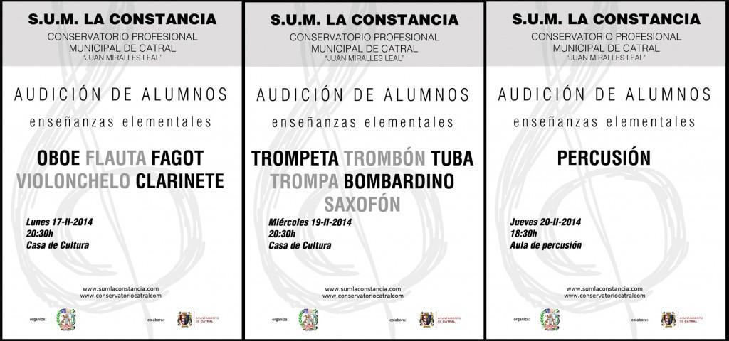 2014_02_ Audiciones