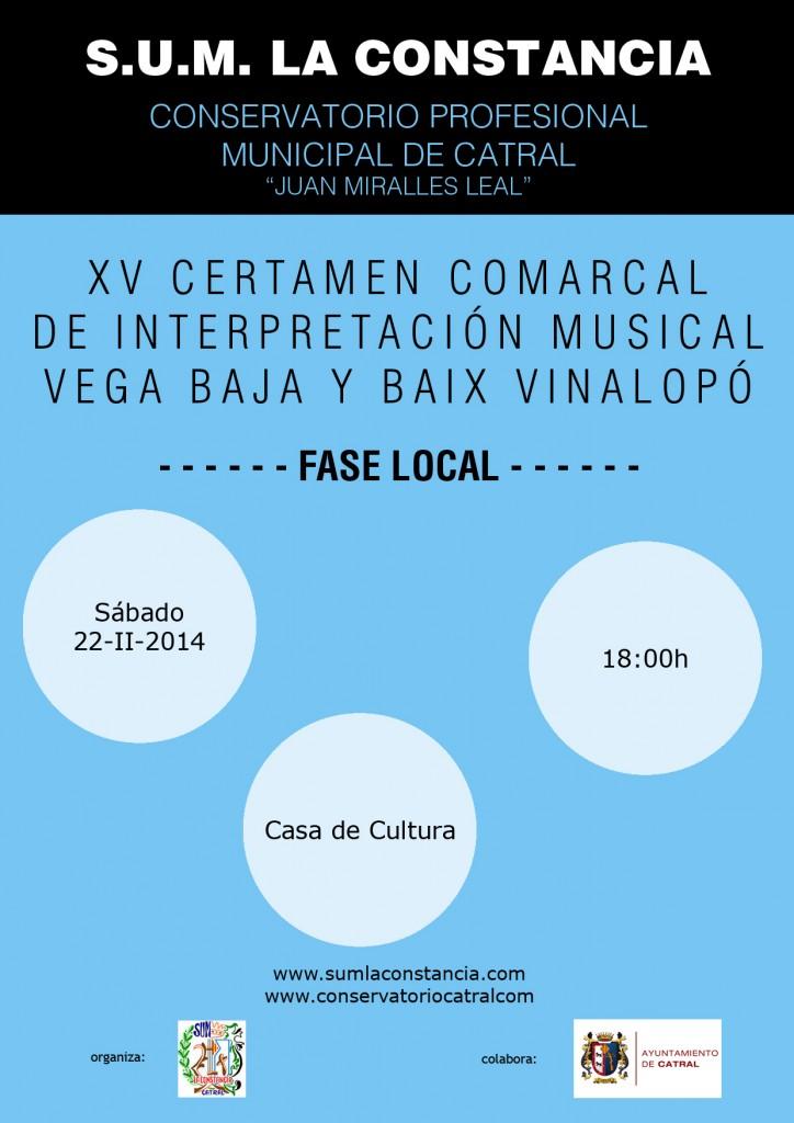 2014_02_22 XV Concurso de interpretación