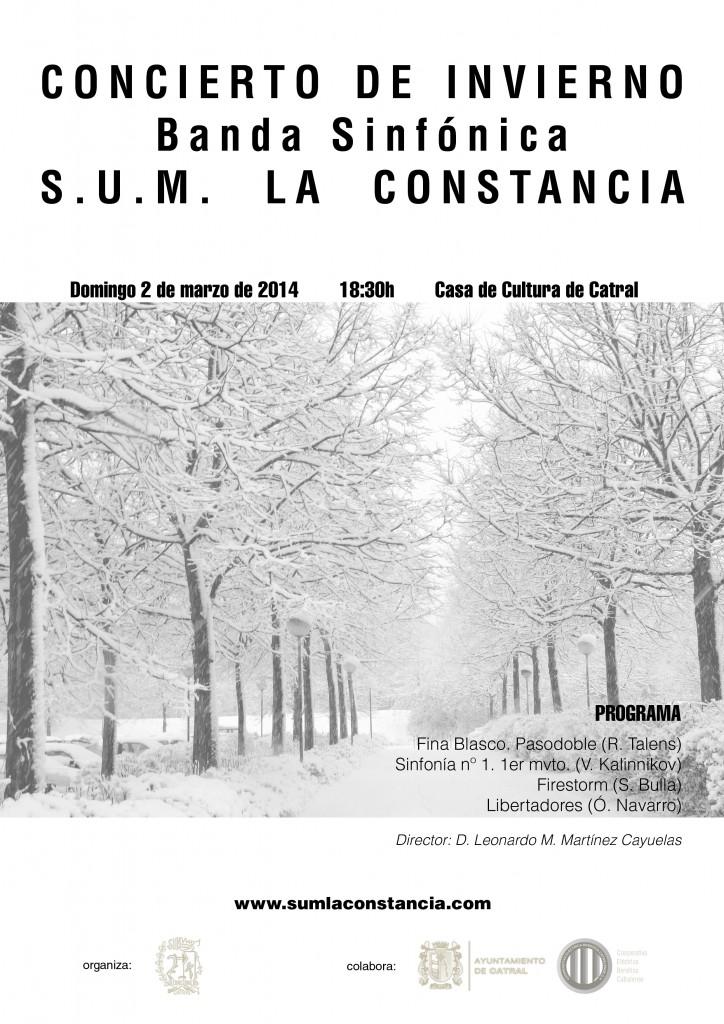 2014_03_02 Concierto de invierno