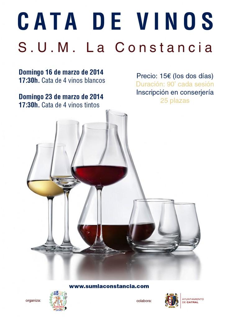 2014_03_16 y 23 Cata de vinos