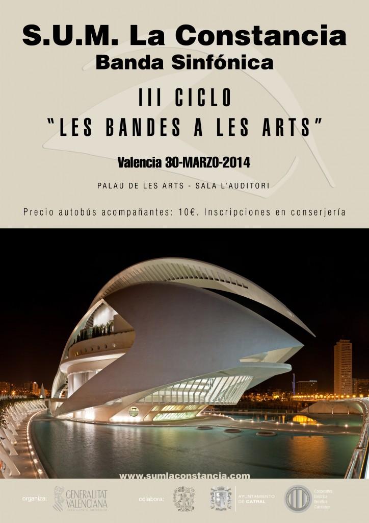 2014_03_30 Les Bandes a Les Arts