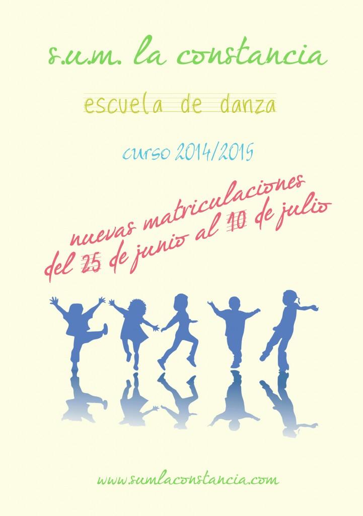 2014_06 Escuela de música - flyer A5 publicidad 14-15 2